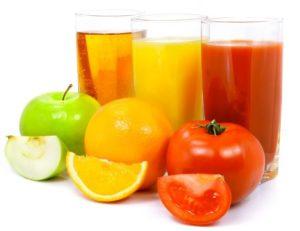 Детокс-диета из соков