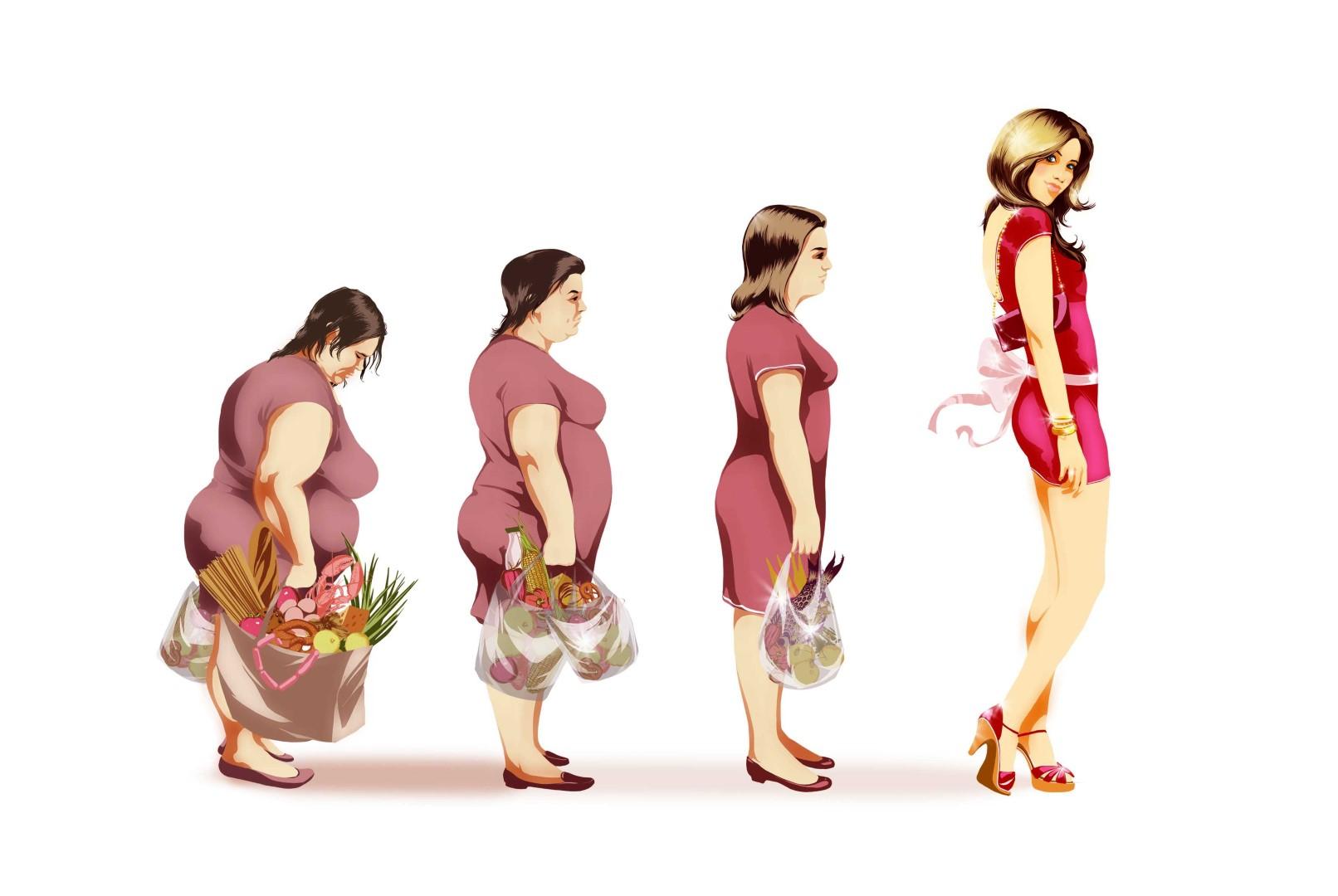 Трансформация женщины