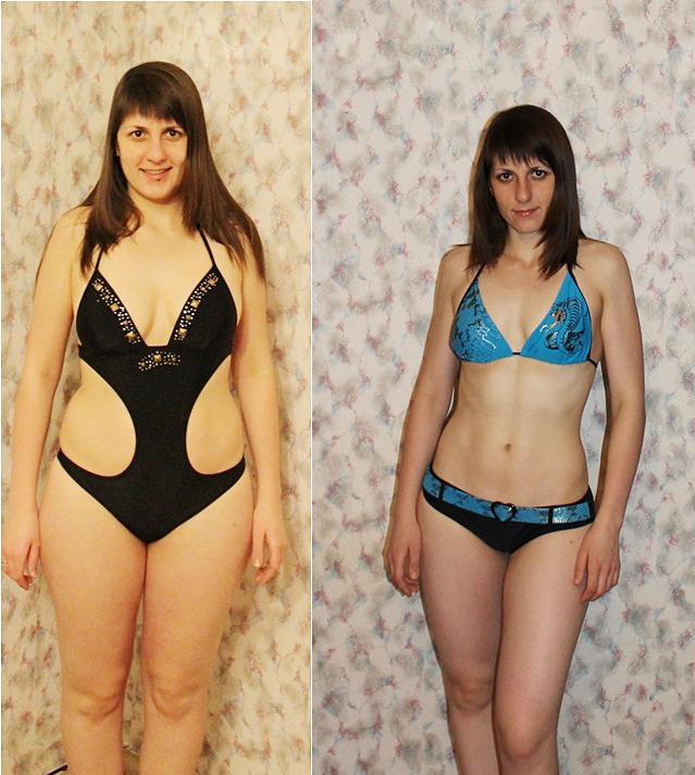 Результаты диеты для ленивых