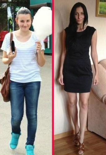 Гречневая диета - результаты похудевших