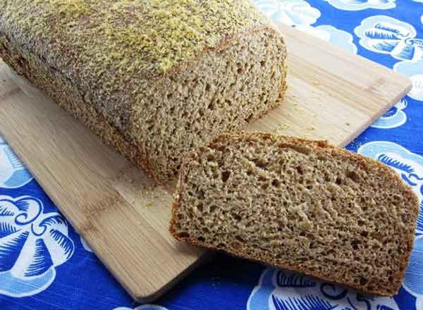 Рецепт хлеба по Дюкану