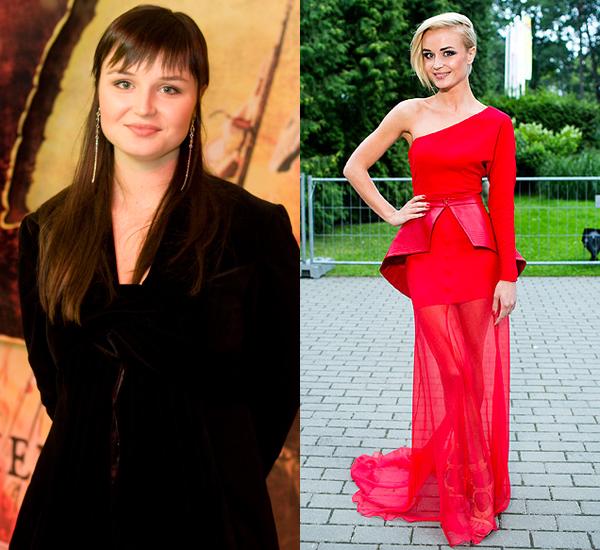Как похудела Полина Гагарина