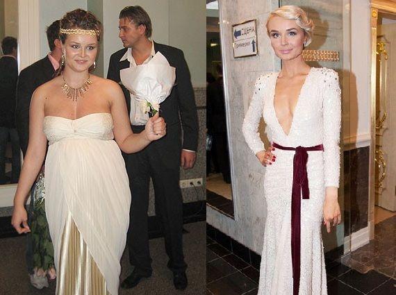 Как похудела Полина Гагарина - фото до и после