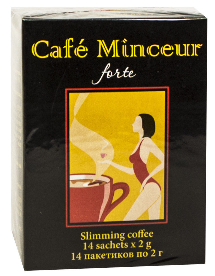 Похудеть с кофе минсер форте