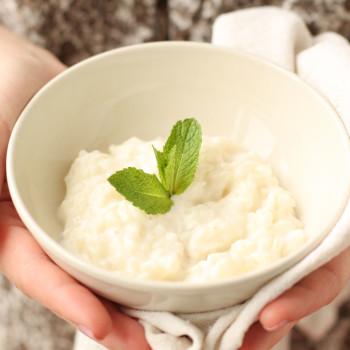Калорийность рисовой каши на молоке