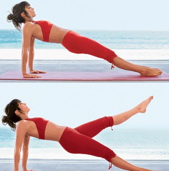 Внутренняя часть бедра упражнения для похудения