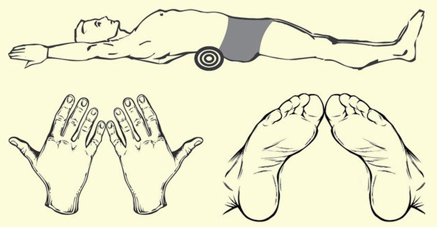 Японский метод похудения с полотенцем