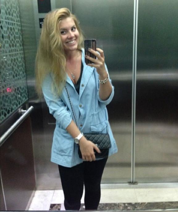 Анна Шульгина - фото после похудения
