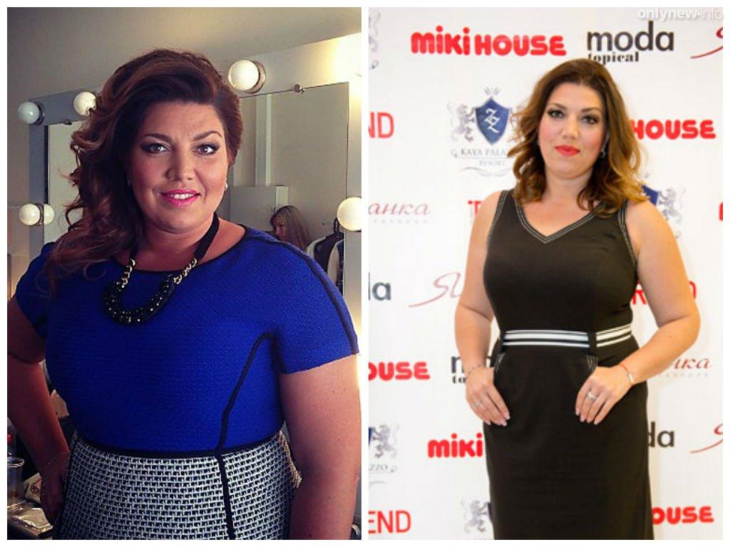 Екатерина Скулкина похудела - фото до и после