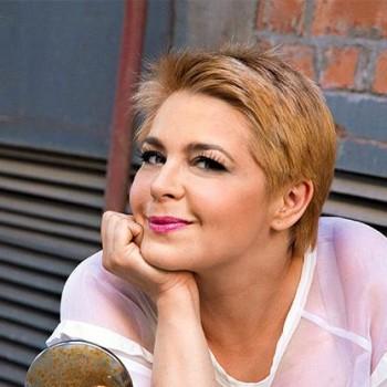 Ирина Пегова похудела и постриглась