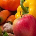 Таблица калорийности фруктов и овощей