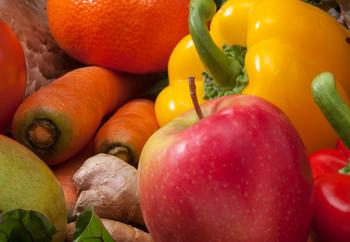Калорийность фруктов и овощей таблица