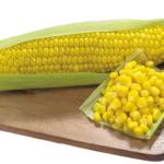 Сколько калорий в початках вареной кукурузы?