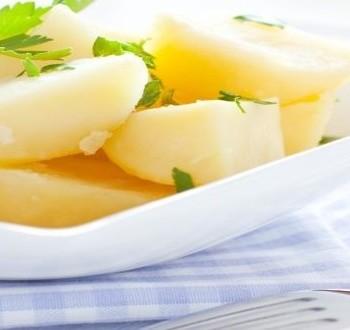 Калорийность вареной картошки