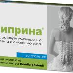 Отзывы о препарате для похудения «Липрина»