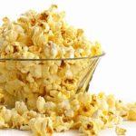 Калорийность попкорна