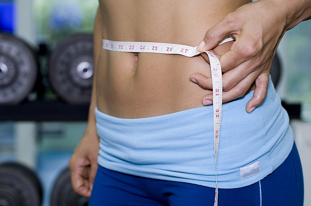 большой набор веса при беременности как похудеть