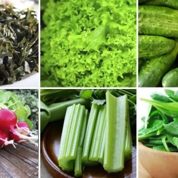 Самые низкокалорийные продукты для похудения таблица