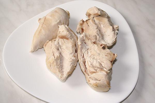 Варёная курица
