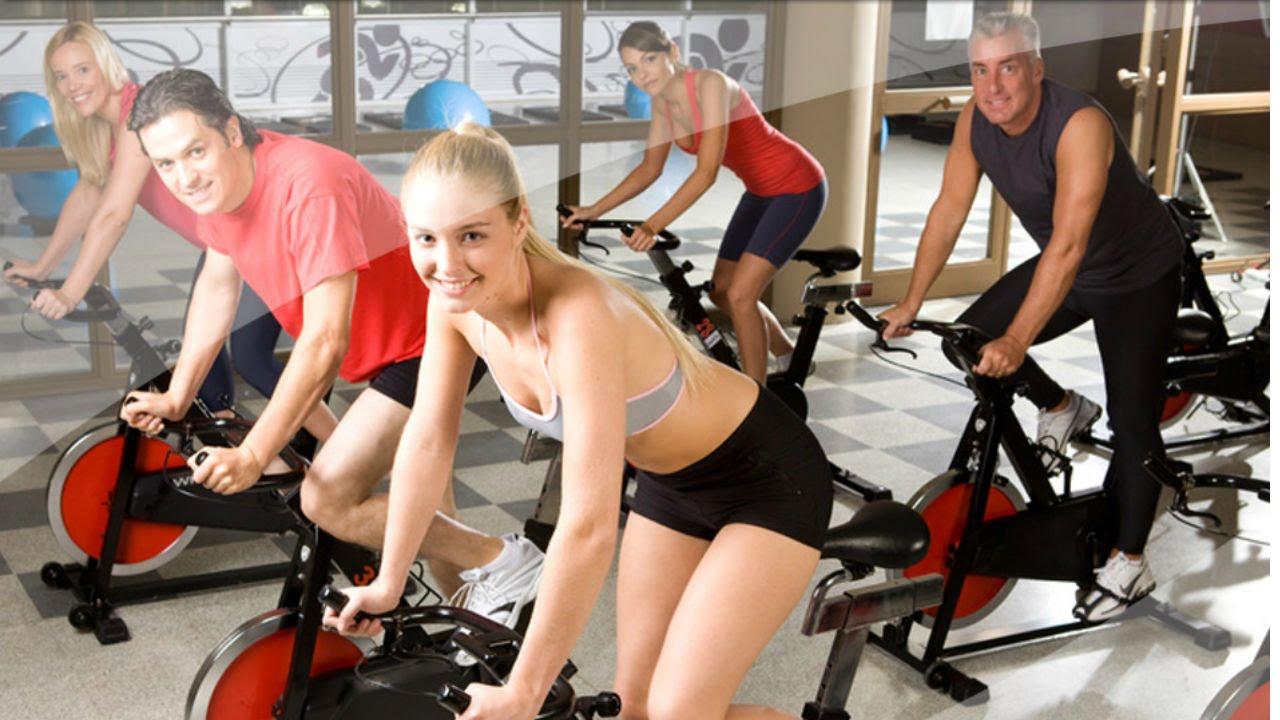 Велотренировка для похудения