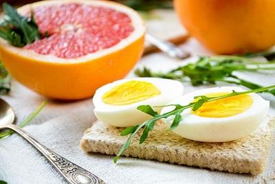 Яично-грейпфрутовая диета