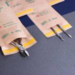 Крафт пакеты – удобная стерилизация